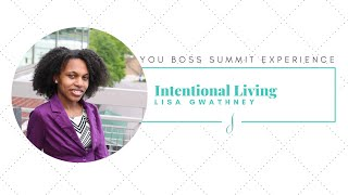 Living Intentionally with Lisa Battle Gwathney