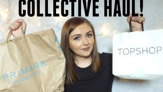 Huge Collective Haul // Primark, Topshop, River Island, Jo Malone & More! | Beau Donnelly