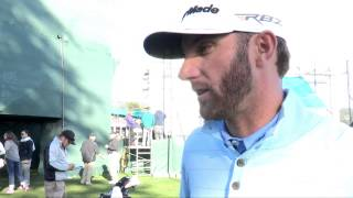 Dustin Johnson Loves Monterey County!