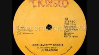 Disco Down - Ultrafunk  - Gotham City Boogie