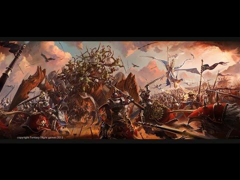Warhammer Fantasy RPG Ep1: The Gathering Of Heroes