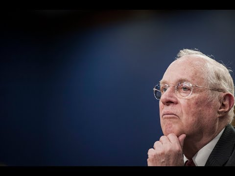 What made Justice Anthony Kennedy an influential voice