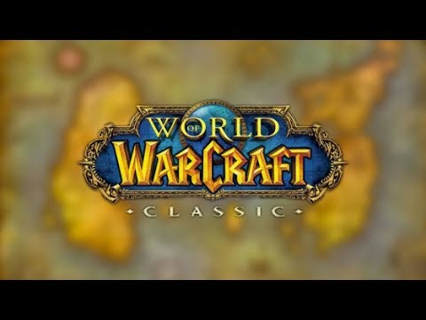World Of Warcraft Classic Running On The Gpd Win