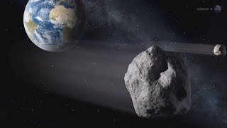 El asteroide 2012 TC4 pasará mañana cerca de la Tierra