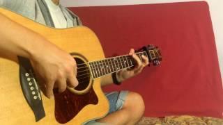 ВИДЕОУРОК (2 часть): Легендарная мелодия на гитаре (One of Us)