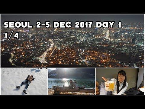 Seoul ,South Korea 2-5 Dec 2017 Day 1 #1/4