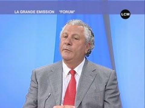 Henri Jibrayel (PS) face à la Presse