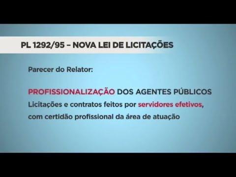 Relator incorpora diálogo competitivo como modalidade de licitação - 23/05/2018