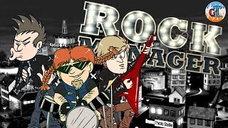 GejmTajm: Rock Manager