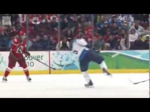 Jääkiekko Olympialaiset Vancouver 2010