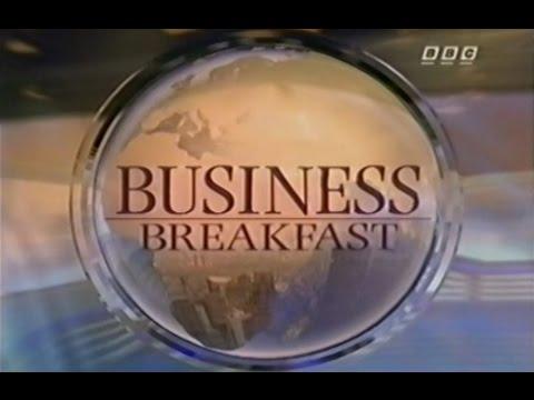 BBC Business Breakfast Opening (1994)