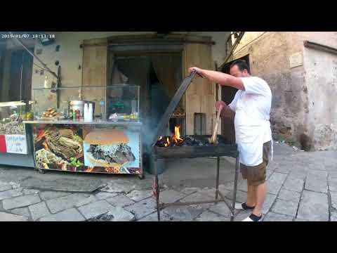 Sapori di #Palermo - Da Riccardo a #Ballarò - #StreetFood - Food Tour