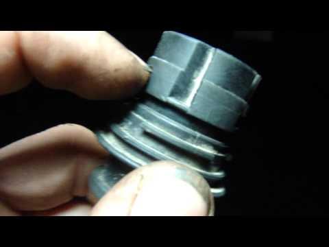 Ремонт Разъема АКПП  Mercedes W210 722.6 вскрытие блока EGS прозвонка проводки