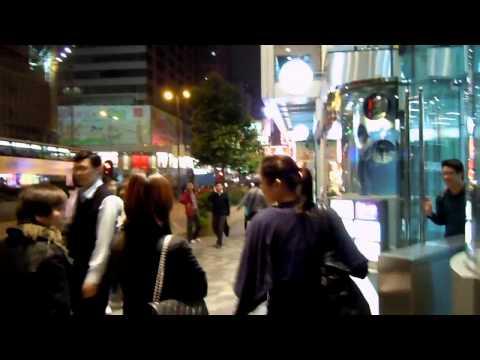 Hong Kong Kowloon Nathan Road