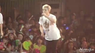 160806-07 JYP NATION_그녀는예뻤다_Tell me_JUNHO Focus_By Nuneogun