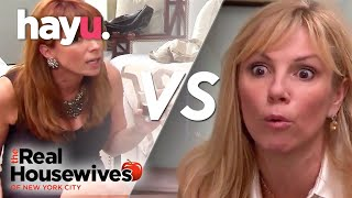 Jill & Ramona Argue During Final Meeting: The Charity Event // The Real Housewives of New York City