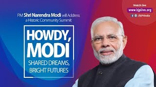 PM Narendra Modi addresses #HowdyModi community programme in Houston, USA