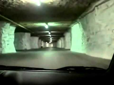 Tour Of Underground Facilities In Missouri