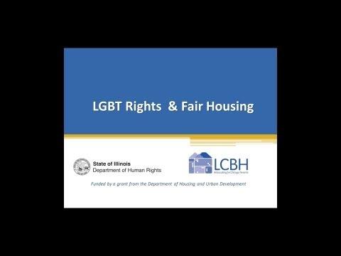 LGBT Rights & Fair Housing