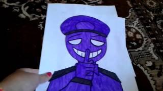 - Рисунки 5 ночей с Фреди 2