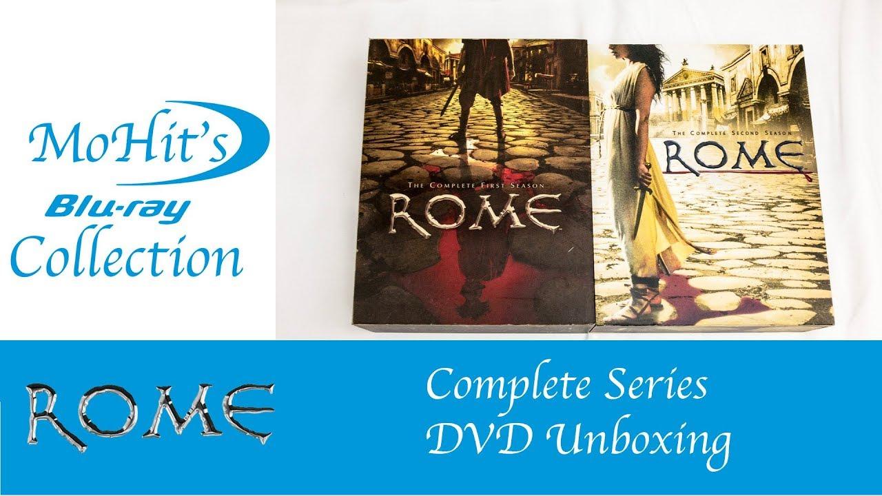 games of rome dvd season - photo#19