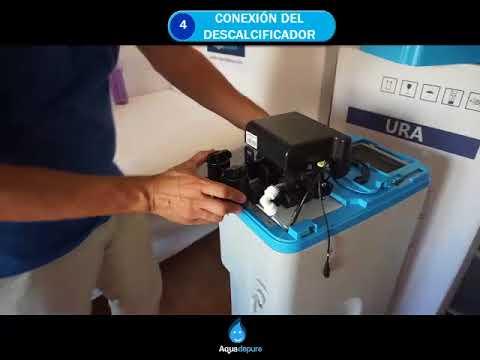 Instalaci n descalcificador de agua dom stico ura 25l - Descalcificador de agua domestico ...