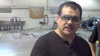 BONDO Auto Body DIY Tips (How To Use Body Filler Putty) Auto Body Repair Training Tutorial