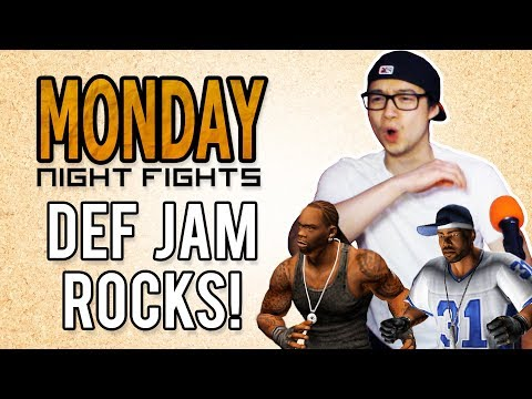 Def Jam: Fight for NY - Monday Night Fights 2018 - Episode 10