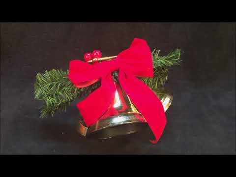Gemmy Harmony Trio Musical Christmas Bells