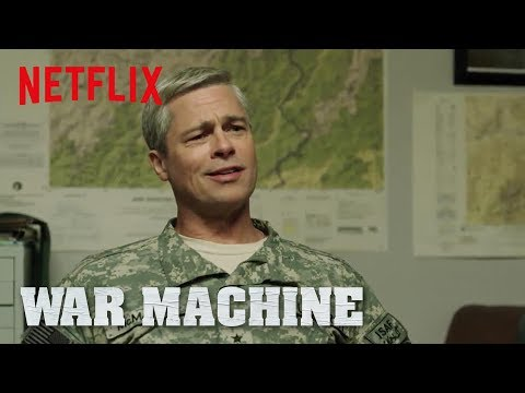War Machine | Teaser [HD] | Netflix