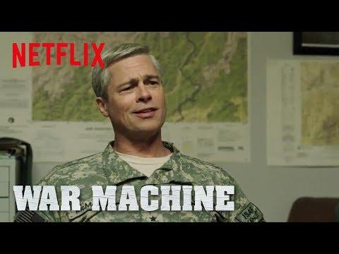 War Machine | free [HD] | Netflix