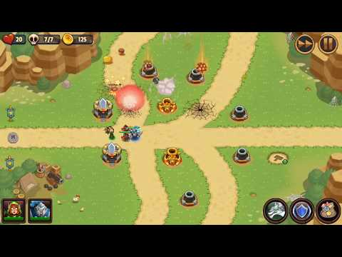 Realm Defense: Hero Legends TD Part 5 (by Babeltime Inc) / Android Gameplay HD