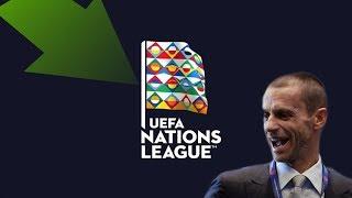 Что ещё за Лига Наций УЕФА? Футбол.