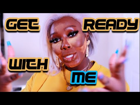 OMG!!!! NEW PR Get Ready With Me! | Juvia's Place I Am Magic Foundation thumbnail
