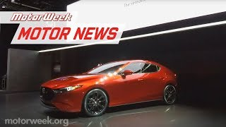 Motor News: 2018 L.A. Auto Show