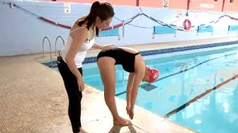 How To Do A Boost In Synchronised Swimming