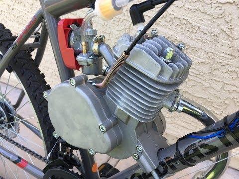 Bike Engine Kit Comparison/Review 80cc/66cc Motorized Bike Kit- Amazon/Ebay Vs. Wildcat