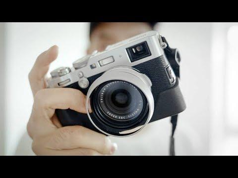 Fujifilm X100F Full Review - in 4k