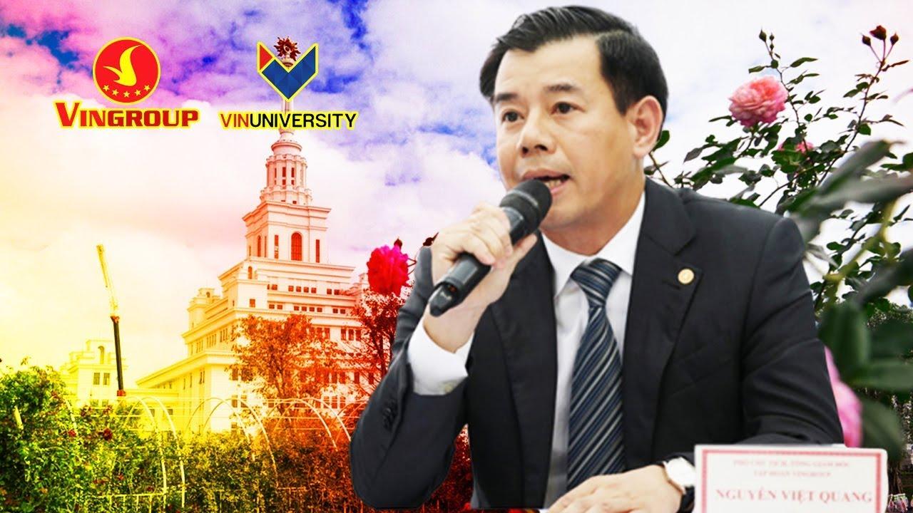 Đại Học VinUni Của Vingroup Chính Thức Khánh Thành