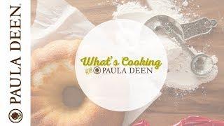 Paula shares her secrets and recipes for a perfect fried pork chop ...