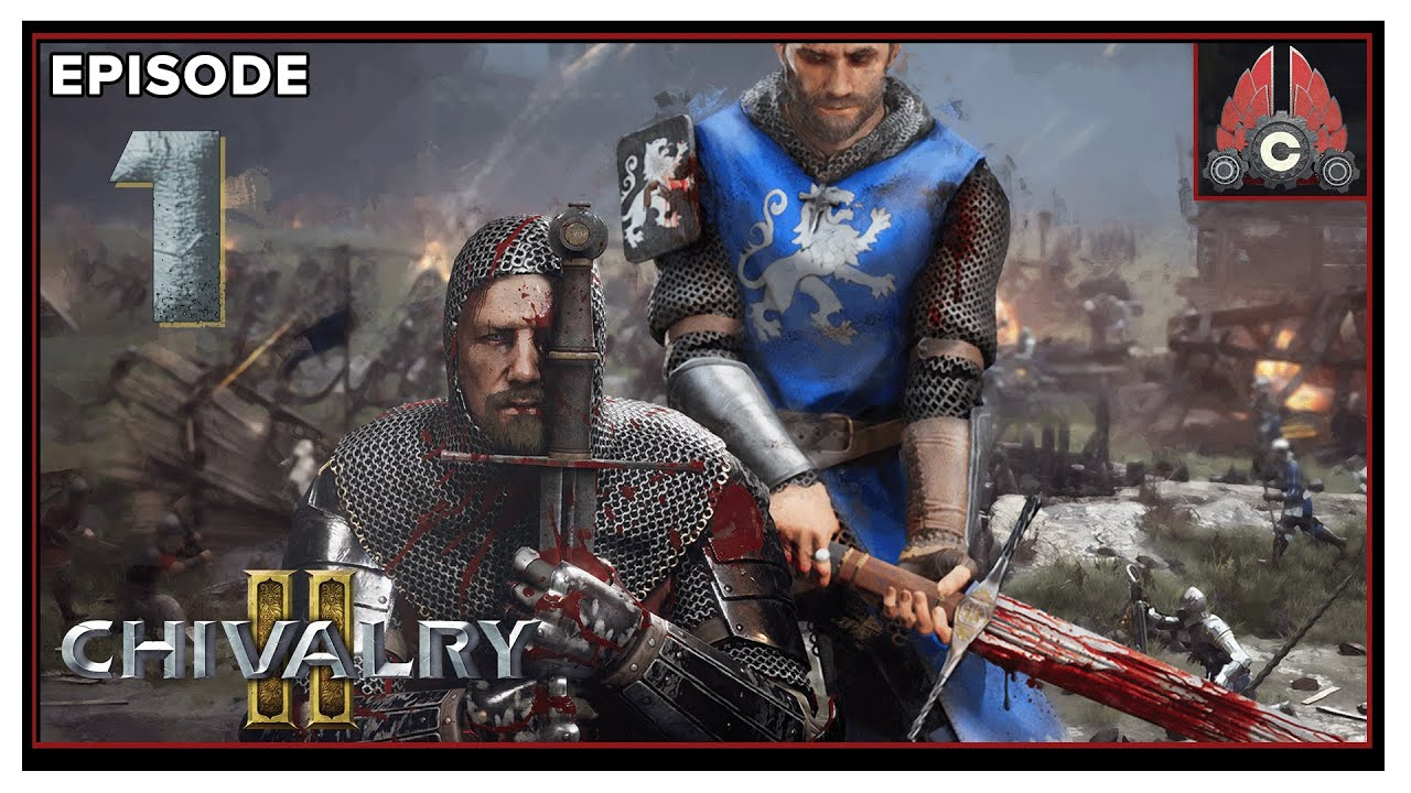 CohhCarnage Plays Chivalry 2 (Full Release)