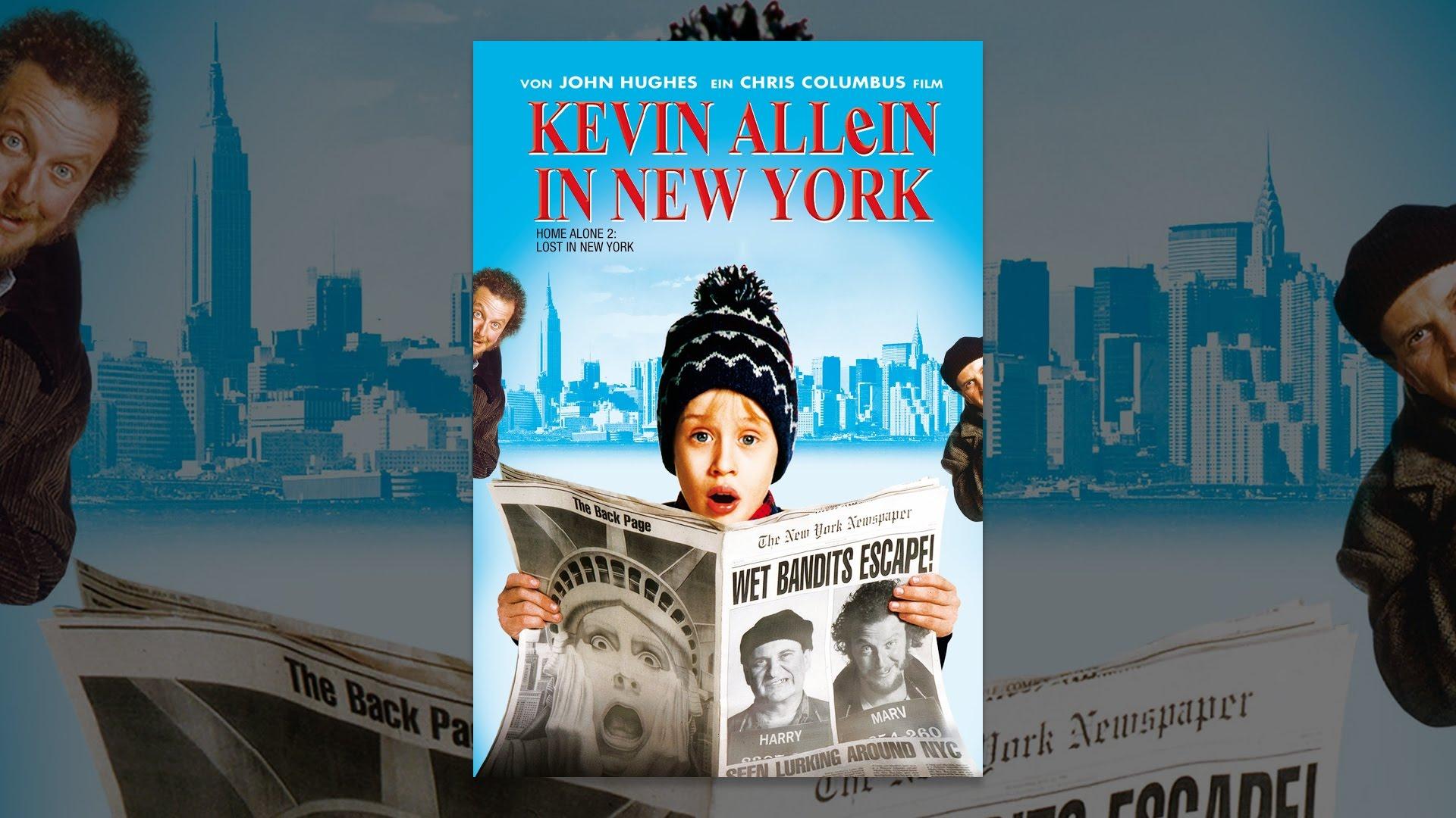 Download Kevin - Allein in New York