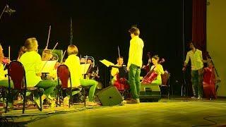 Симфония рока: популярный коллектив RockestraLive выступил в Краснодаре