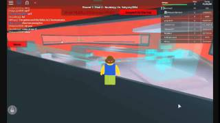 ROBLOX Sword Fighting Tournament (SFT) - Part 1 Gameplay