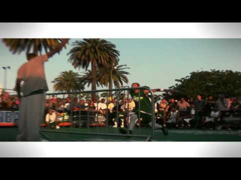 Sprite Slam Dunk Showdown - LA - Kenny Dobbs Mix
