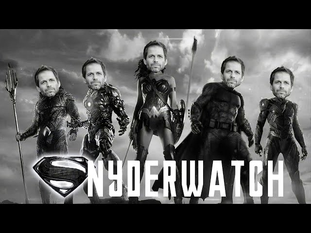 #SnyderWatch - Zack Snyder's Justice League Review