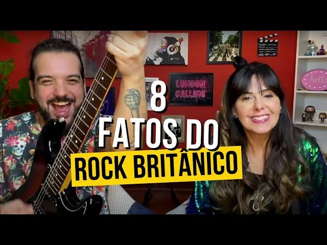 8 curiosidades sobre o rock britânico | Londres na Lata