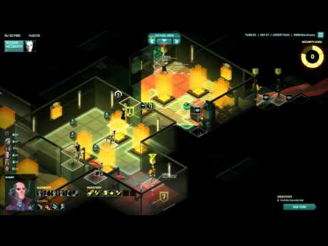 Invisible Inc Contingency Plan Gameplay part 17 FINALE