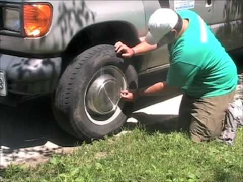 Van Inspection Video Mono