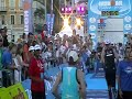 Pete Finishing IronMan France on 28th June 2009